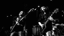 Photography Sample 2 - Steepwater Band at Antones, Austin Texas, 20013